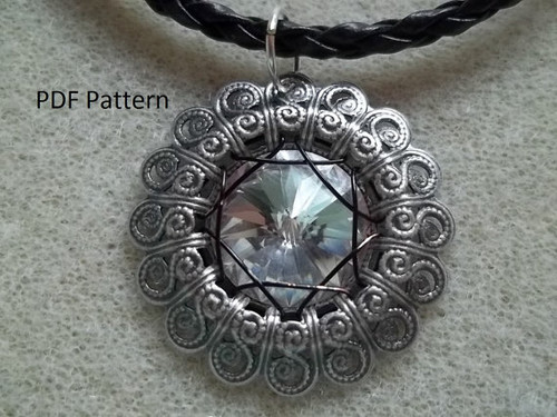 Center of the Mark Pendant Tutorial