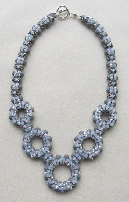 Bling Ring Necklace Tutorial