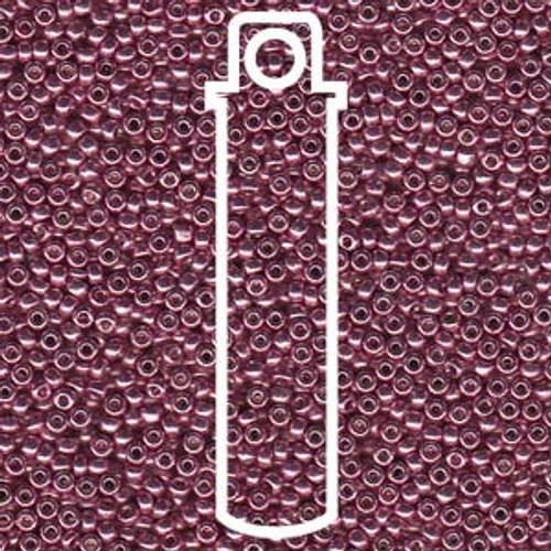11/0 Duracoat Galvanized Dusty Orchid Miyuki Seed Beads