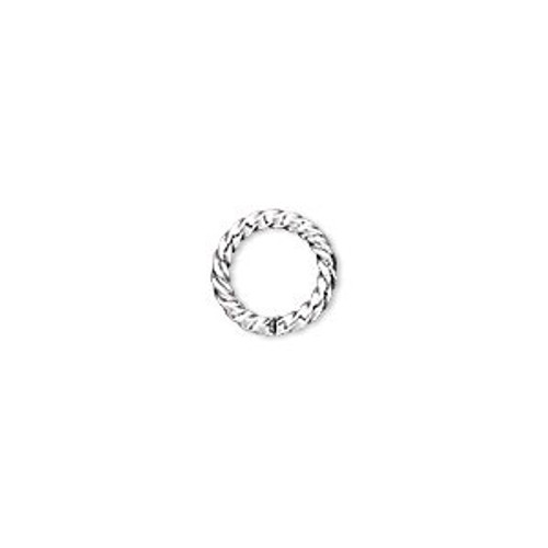 10mm Twisted SLP Jump Ring