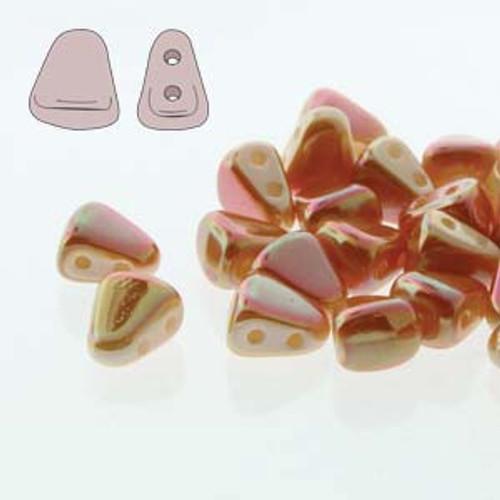 8 Grams Full Apricot Nib Bit Beads