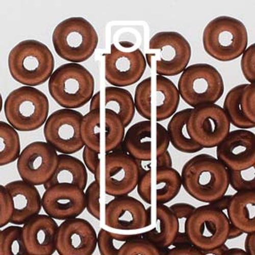 Copper O Bead