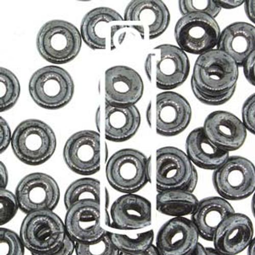 Hematite O Beads