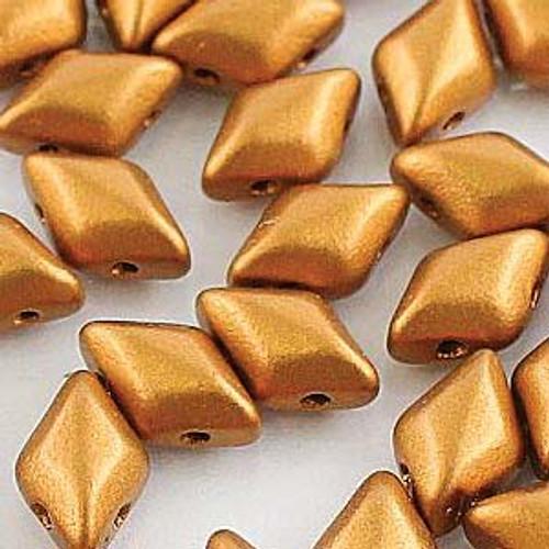 8 Grams 8x5mm Bronze Gold Gemduo's