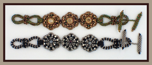 Bloom Bracelet Instant Download Pattern