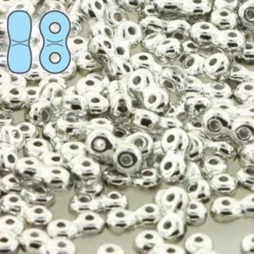 3x6mm Infinity Beads - Full Labrador