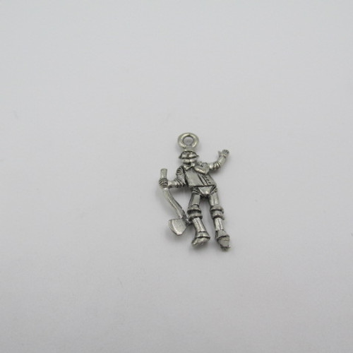 Tin Man Pewter Charm 5178