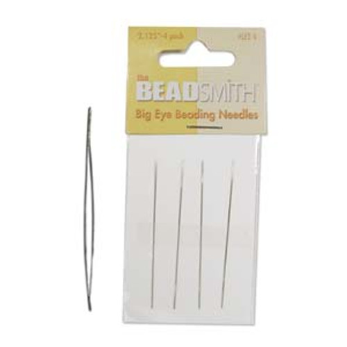 4pk Big Eye Needles