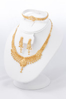 YELLOW GOLD SET, YGSET21K005, Weight:0g