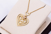 YELLOW GOLD PENDANT, 21KT, Weight: 0g, YGPEND0033