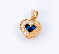 YELLOW GOLD PENDANT, 21KT, Weight: 0g, YGPEND0069