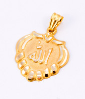 YELLOW GOLD PENDANT, 21KT, Weight: 0g, YGPEND00109