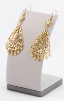 YELLOW GOLD EARRINGS, 21KT, Weight: 0g, YGEARRING21K0030