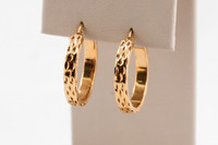 YELLOW GOLD EARRINGS, 21KT, Weight: 0g, YGEARRING21K0087