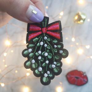 Christmas - Mistletoe - Patch