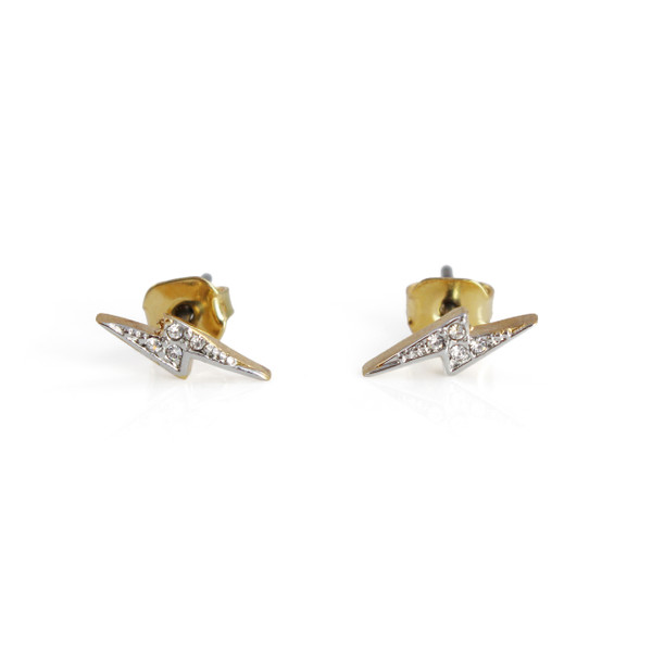 earstylist by products the earring stud designer bolt earrings lightning diamond nayor jo