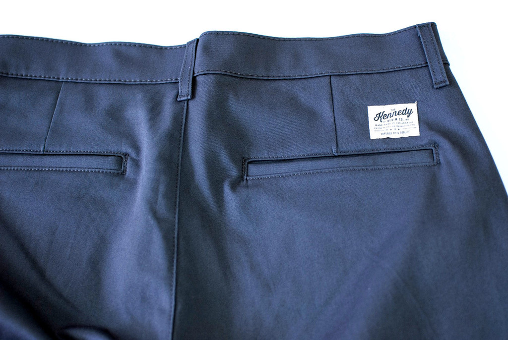 Kennedy Weekened Jogger Classic Pants - Charcoal