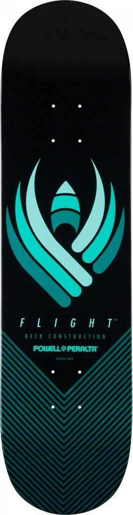 "Powell Flight 243 Skateboard Deck - 8.25"""