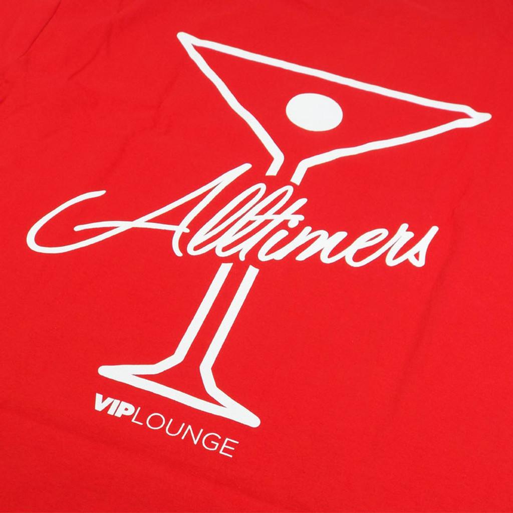 Alltimers Logo T-Shirt - Red/White