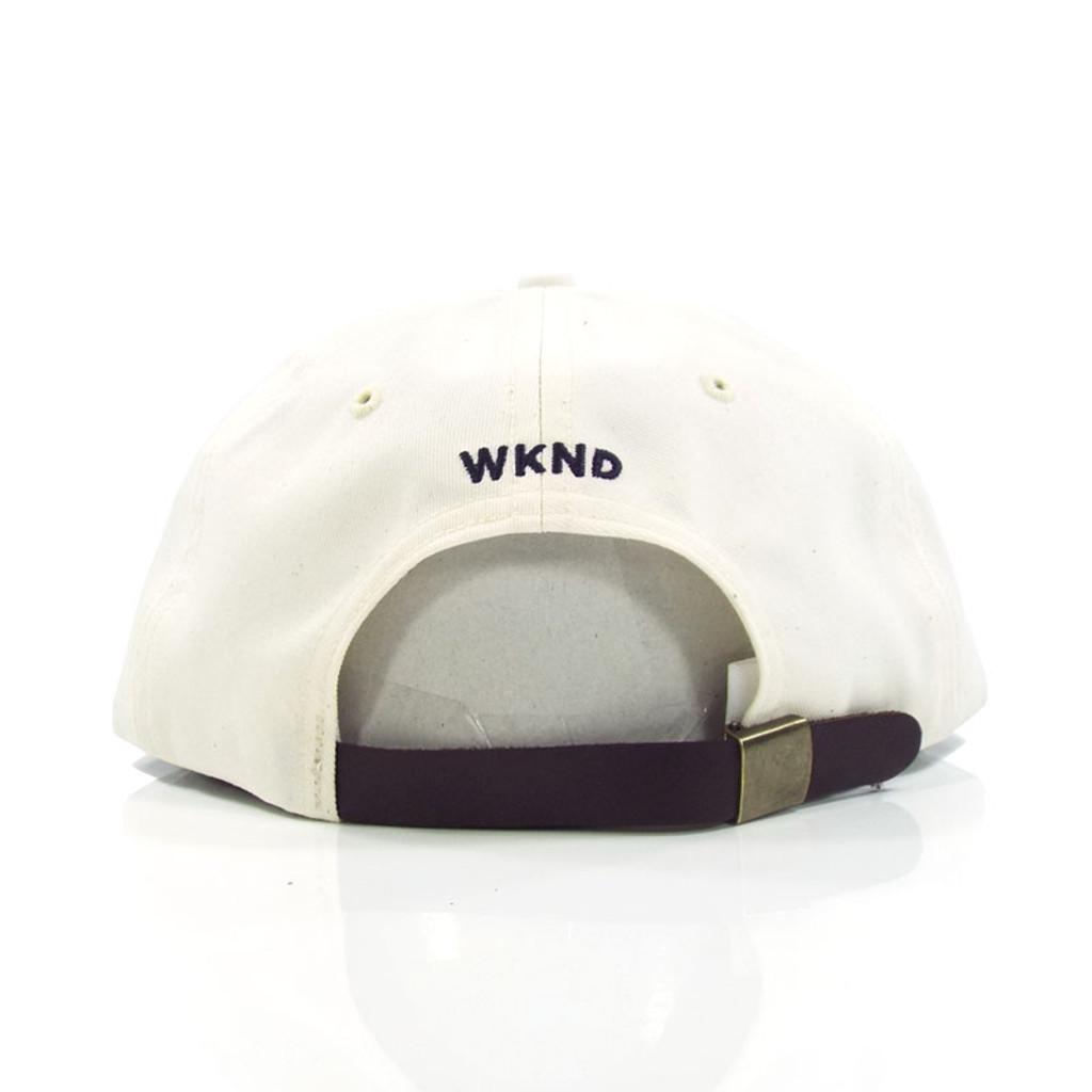 WKND W Strapback Hat - White
