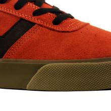 Huf Choice Shoes - Vermilion/Black