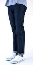 Kennedy Standard Raw Denim Jeans - Midnight Indigo