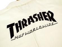 Huf Thrasher TDS Chore Jacket - White