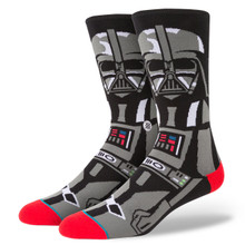 Stance x Star Wars Vader Socks - Black
