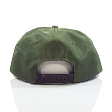 Alltimers Network Snapback Hat - Green
