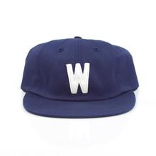 WKND W Strapback Hat - Navy