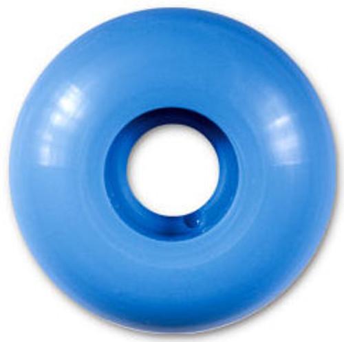 Steadfast Blank Light Blue Wheels - 52mm