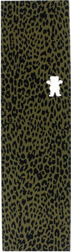 Grizzly Reed Cheetah Griptape Sheet
