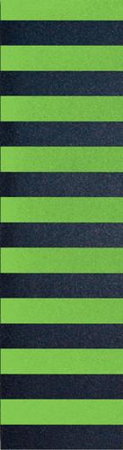 Flik Neon Green Stripe Griptape Sheet