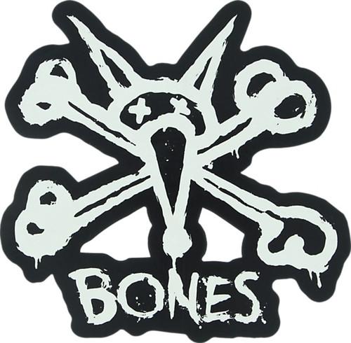 Bones Vato Stacked Sticker
