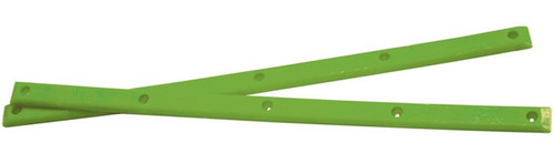 Pig Skateboard Rails - Neon Green