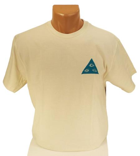 Welcome Talisman T-Shirt - Natural/Teal