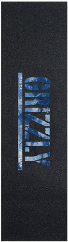 Grizzly Torey Pudwill Stamp Sub-Alpine Griptape Sheet