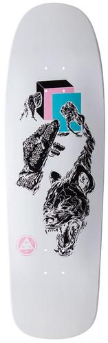 "Welcome Face Of A Lover On Slappy Slap Skateboard Deck - 9.5"""