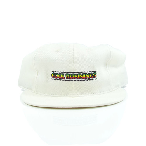 Alltimers Cool Runnings Ebbets Snapback Hat - White