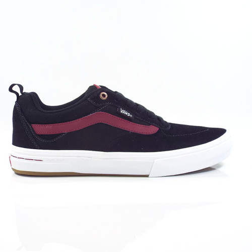 Vans Kyle Walker Pro Shoes - Black/Tibetan Red