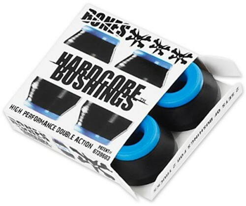 Bones Hardcore Soft Blue/Black Bushings