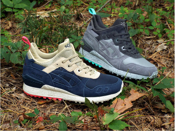 """Asics Gel Lyte MT Shoes - """"Mountain Pack"""""""