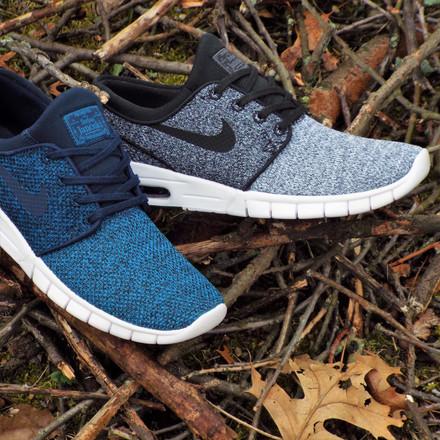 """Nike SB Janoski Max """"Heathered Knit Pack"""""""