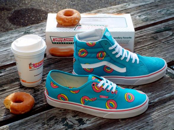 Vans x Odd Future Shoes