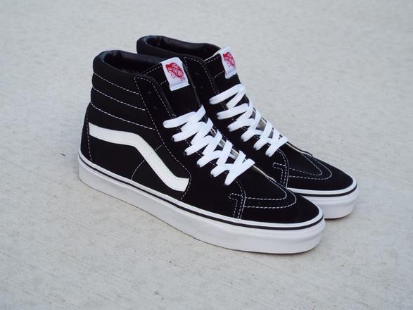 Vans Sk8-Hi Pro Shoes - Fall '17