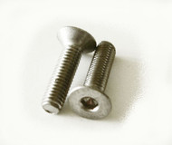 10 Flat Head Cap Scew M3 x 12mm 18-8 Stainless Screws