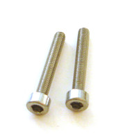 10 Socket Head Cap Scew 3mm x 20mm 18-8 Stainless Screws