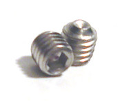 5mm x 5mm Stainless Steel Set Screw