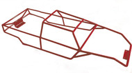 Revo 3.3  Red Powder Coated Full Roll Cage