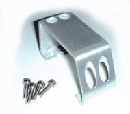 T-Maxx and E-Maxx Brushed Aluminum Steering Servo Cover